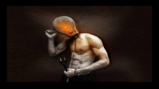 鍛えたい筋肉に意識を集中する重要性【意志と筋肉の連携の研究】